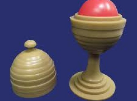 Ball and Vase